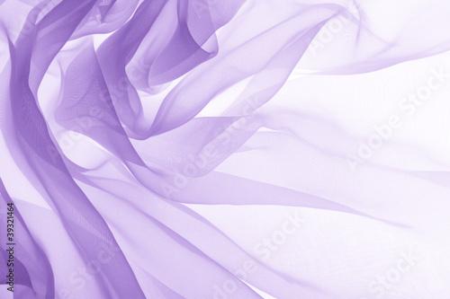 weiche lila Chiffon Textur