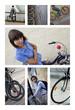 Transport, urbain, vélo, transport vert, écologie, cycle