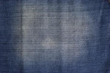 Textura, tejido, vaquero, jean