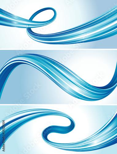 曲线河流波流动漩涡现代网络网页背景能源肤色蓝色