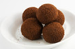 Image of chocolate balls