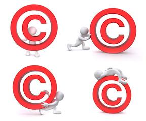 3D Human Copyright
