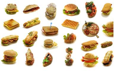 Sanduíche Sandwich Sandviç  三明治 Sándwich