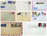 Fototapety Eight Envelopes