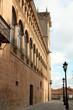 Soria city Castile Spain
