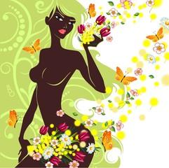 Women's spring