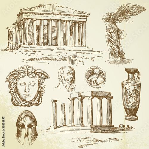 antique greece