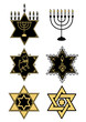 vector star of david