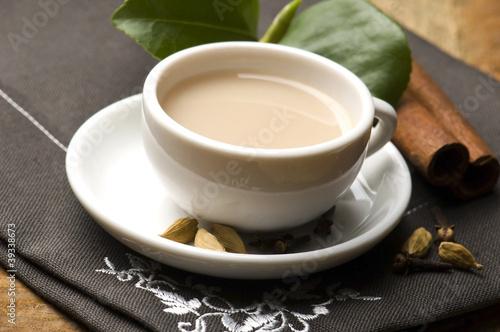 Fototapeten,masala,chai,tee,milch