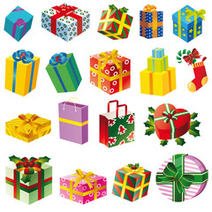 Presents / Gift boxes