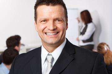 erfolgreicher seminarleiter