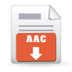 Download Button - AAC