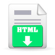 Download Button - HTML