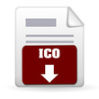 Download Button - ICO
