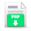 Download Button - PHP