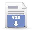 Download Button - VSD