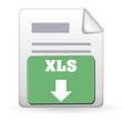 Download Button - XLS