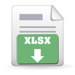 Download Button - XLSX