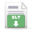 Download Button - XLT