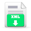 Download Button - XML