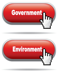 GOVERNMENT ENVIRONMENT ICON
