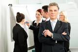 Business - Team in einem Büro