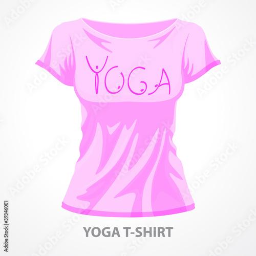 yoga-T-Shirt