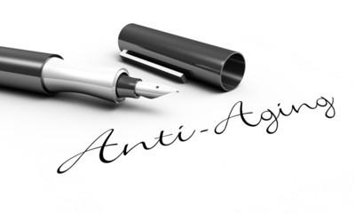 Anti-Aging - Stift Konzept