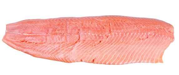 Fillet of an Atlantic salmon