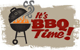 It's BBQ Grilling Time!
