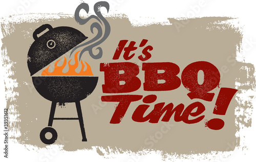 It's BBQ Grilling Time! - 39351612