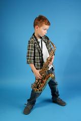 Saxophon4