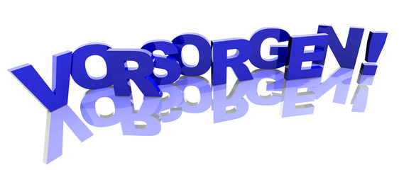 3D BB - VORSORGEN