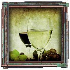 wine glasses picture