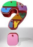 question tiroirs couleurs