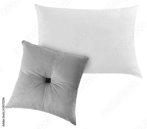 Pillow. Isolated