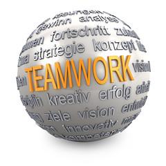 Teamwork - Kugel