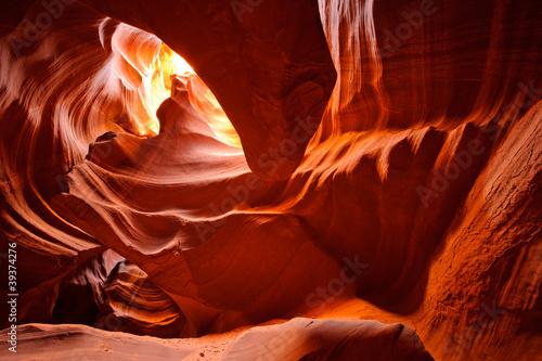 Fotobehang Canyon Antelope Canyon
