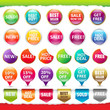 Sale Stickers And Labels