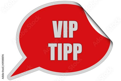 SP-Sticker rel VIP TIPP