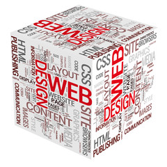 Web Design - Website Concepts