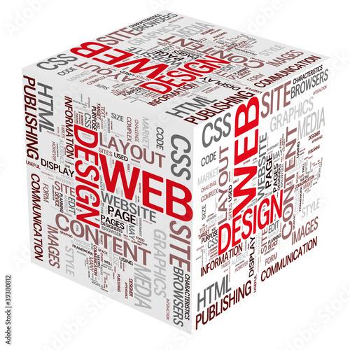 Web Design - Website Concepts