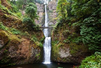 Waterfall in Olympic