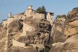 Greece, Meteora.  The Holy Monastery of Varlaam