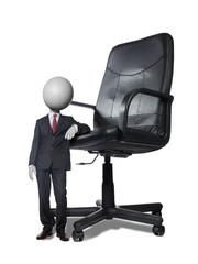 next job Headman concept