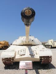Tank Joseph Stalin - 3 in Israeli Museum of Armored Corps