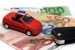 auto auf euronoten