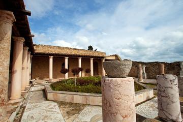 Ville romane a Cartagine, Tunisi