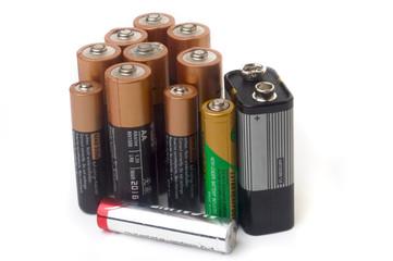 Piles électrique