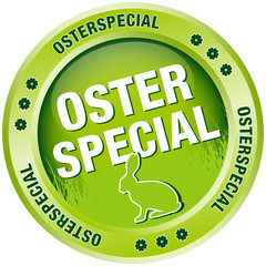 Button Osterspecial Osterhase